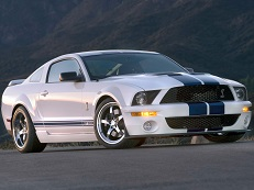 Ford Mustang Shelby GT500 II Coupe