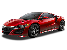 Acura NSX II Coupe