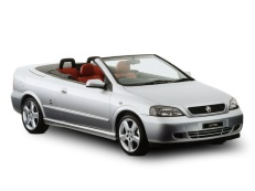 opony do Holden Astra TS [1998 .. 2005] [AUDM] Convertible