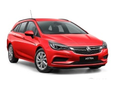 opony do Holden Astra BK/BL [2016 .. 2020] [AUDM] Estate, 5d
