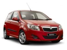 Holden Barina TK.II Hatchback