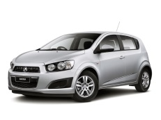 Holden Barina TM.I Hatchback