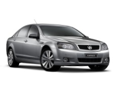 Holden Caprice wheels and tires specs icon