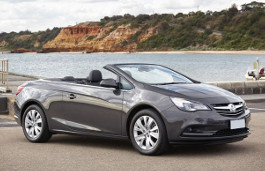 Holden Cascada CJ Convertible