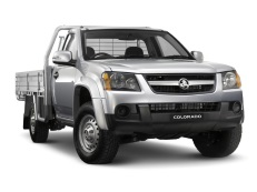 Holden Colorado RC Chassis cab