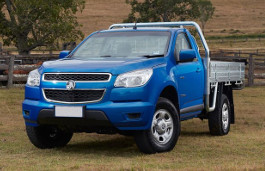 Holden Colorado II (RG.I) Chassis cab