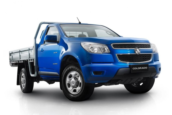 Holden Colorado RG.I Chassis cab