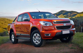 Holden Colorado II (RG.II) Pickup Crew Cab