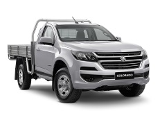 Holden Colorado RG.II Chassis cab