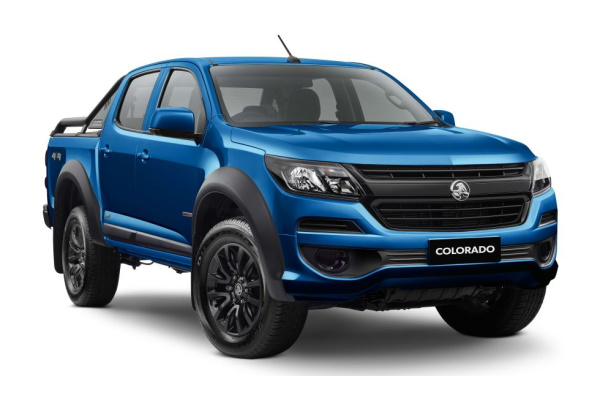 Holden Colorado wheels and tires specs icon