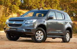 Holden Colorado 7 RG.I SUV