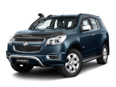 Holden Colorado 7 wheels and tires specs icon