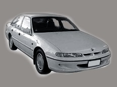 Holden Commodore II (VR) Limousine