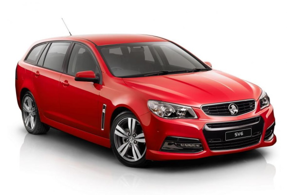 Holden Commodore wheels and tires specs icon