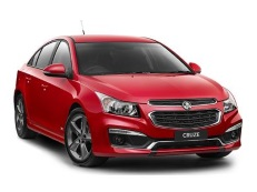 Holden Cruze wheels and tires specs icon