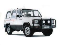 Holden Jackaroo L1 Closed Off-Road Vehicle