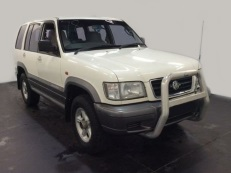 Holden Jackaroo L2 Closed Off-Road Vehicle
