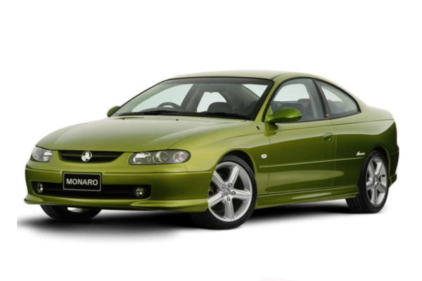 Holden Monaro V2 Coupe