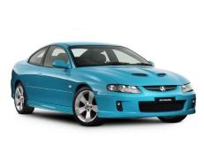 Holden Monaro VZ クーペ