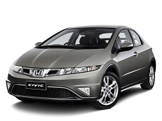 Honda Civic 5d Specs Of Wheel Sizes Tires Pcd Offset