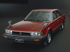 Honda Accord SY\SZ Седан