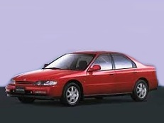 Honda Accord CD Saloon