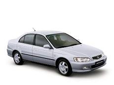 honda accord coupe 2004 tire size