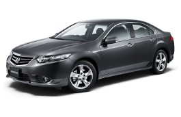Honda Accord CU\CW Restyling Седан