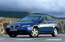 Honda Accord Euro CL9.I Saloon