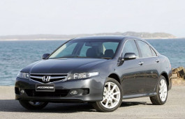 Honda Accord Euro CL9.II Седан