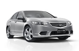Honda Accord Euro wheels and tires specs icon
