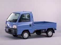 Honda Acty II Facelift Truck
