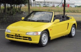 Honda Beat wheels and tires specs icon