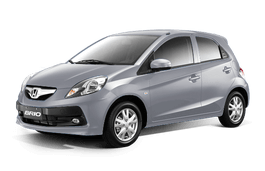 Honda Brio wheels and tires specs icon