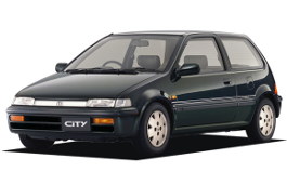 Honda City GA Restyling Hatchback
