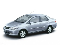 Honda City GD Saloon