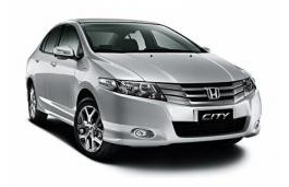 Honda City GM2 Седан