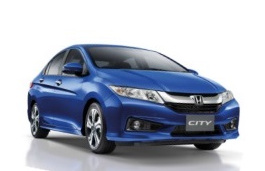 Honda City GM6 Седан