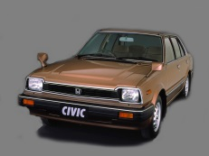 Honda Civic Sx/VC/WD Saloon