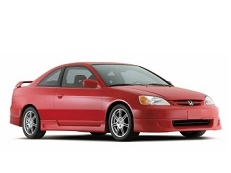 Coupe, 2d. Honda Civic ...