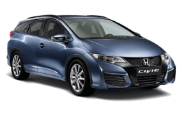 Honda Civic 5d IX (FK Restyling) Estate