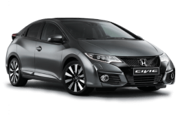 Honda Civic 5d IX (FK Restyling) Hatchback
