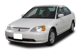 opony do Honda Civic Ferio ES [2000 .. 2003] [JDM] Saloon