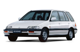 Honda Civic Shuttle EF Estate