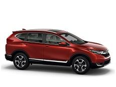 Honda CR-V - Specs of wheel sizes, tires, PCD, Offset and Rims ...