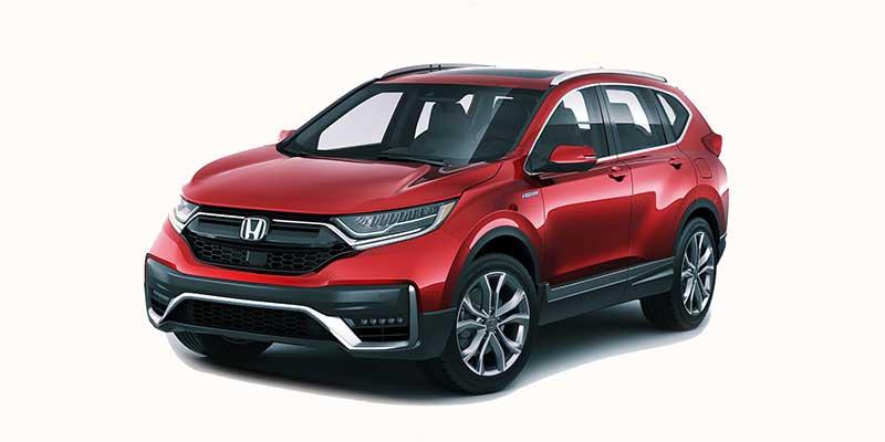 Honda CR-V RW/RT Facelift Sport Utility