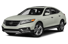 Honda Crosstour Facelift Hatchback