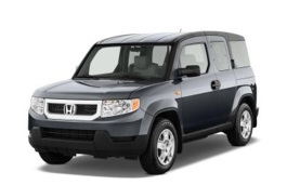 Honda Element wheels and tires specs icon