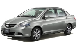 Honda Fit Aria GD Restyling Saloon
