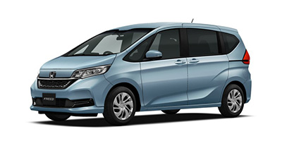 Honda Freed II Facelift MPV